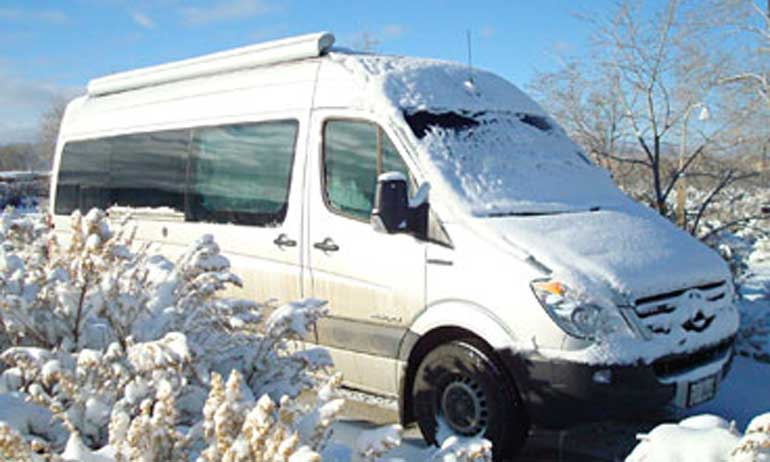 Well Insulated Van Conversion Options + Keeping Warm + Keeping Cool