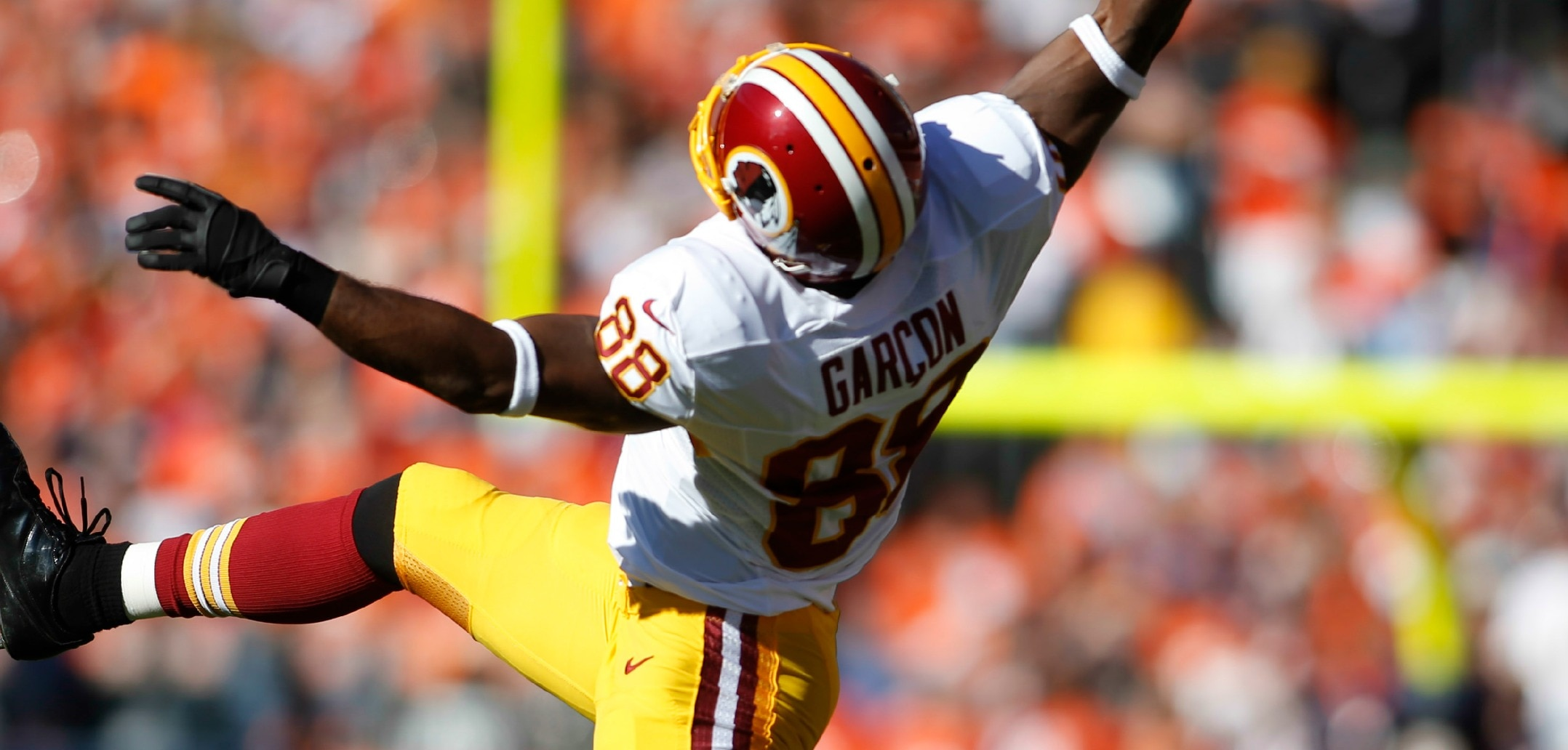 Pierre A Pizza Pierre Garcon Says Legal Marijuana Could Help His Pizza Business