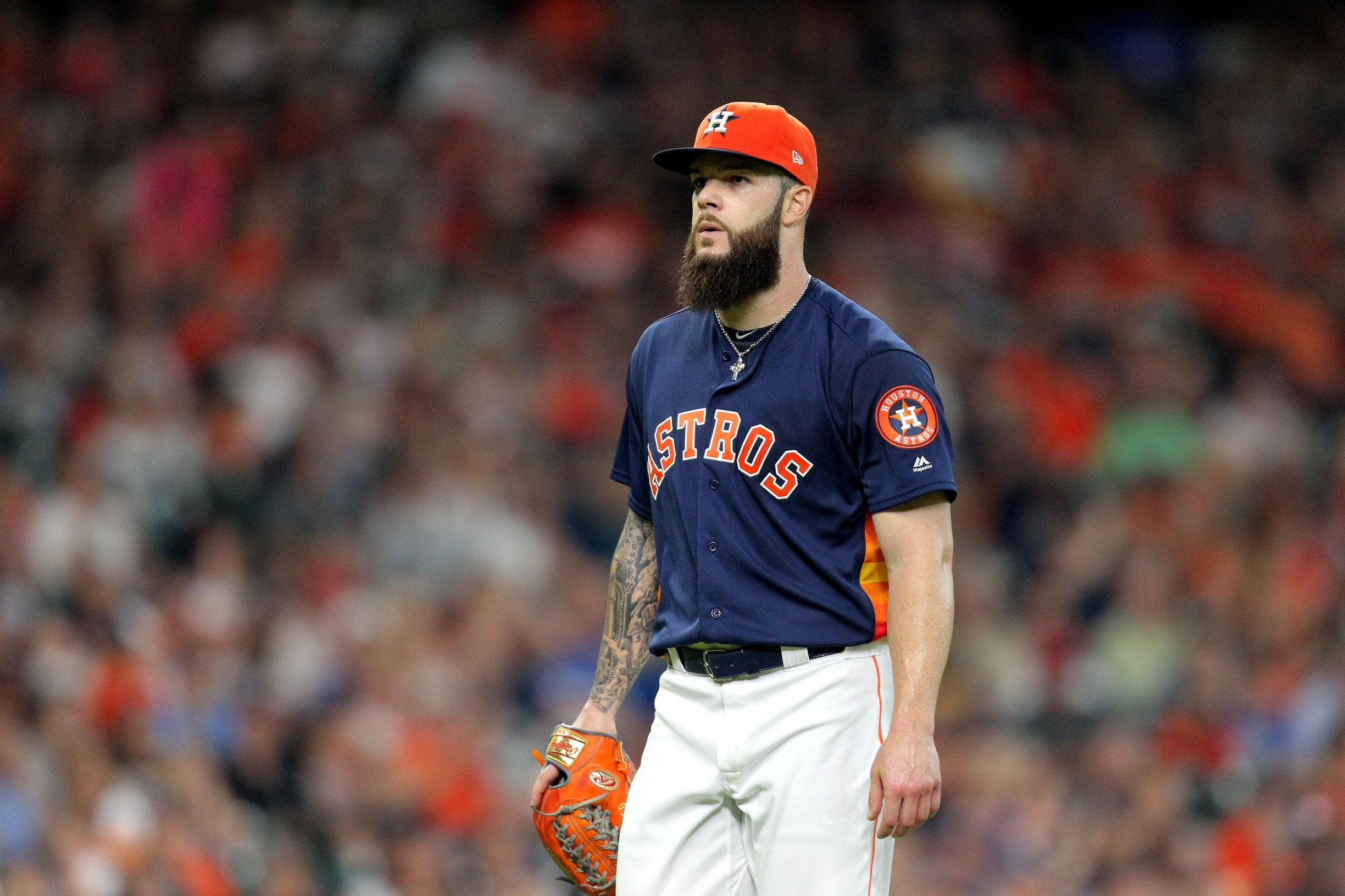 Report Dallas Keuchel Astros Still Not Close To A Deal