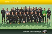 2013 SCC Men's Soccer Team