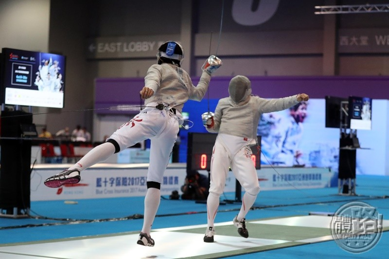 AFC2017_Fencing_MEN'S SABRE TEAM_R8_A86I7809