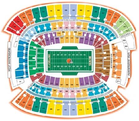 Elegant Bengals Stadium Seating Chart us open seating guide eseats