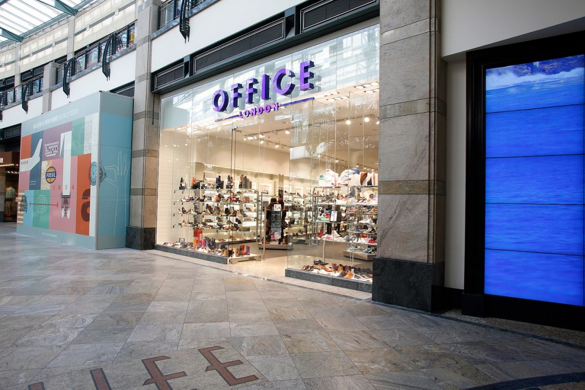Office Stores See The Office London Store At Centro Oberhausen