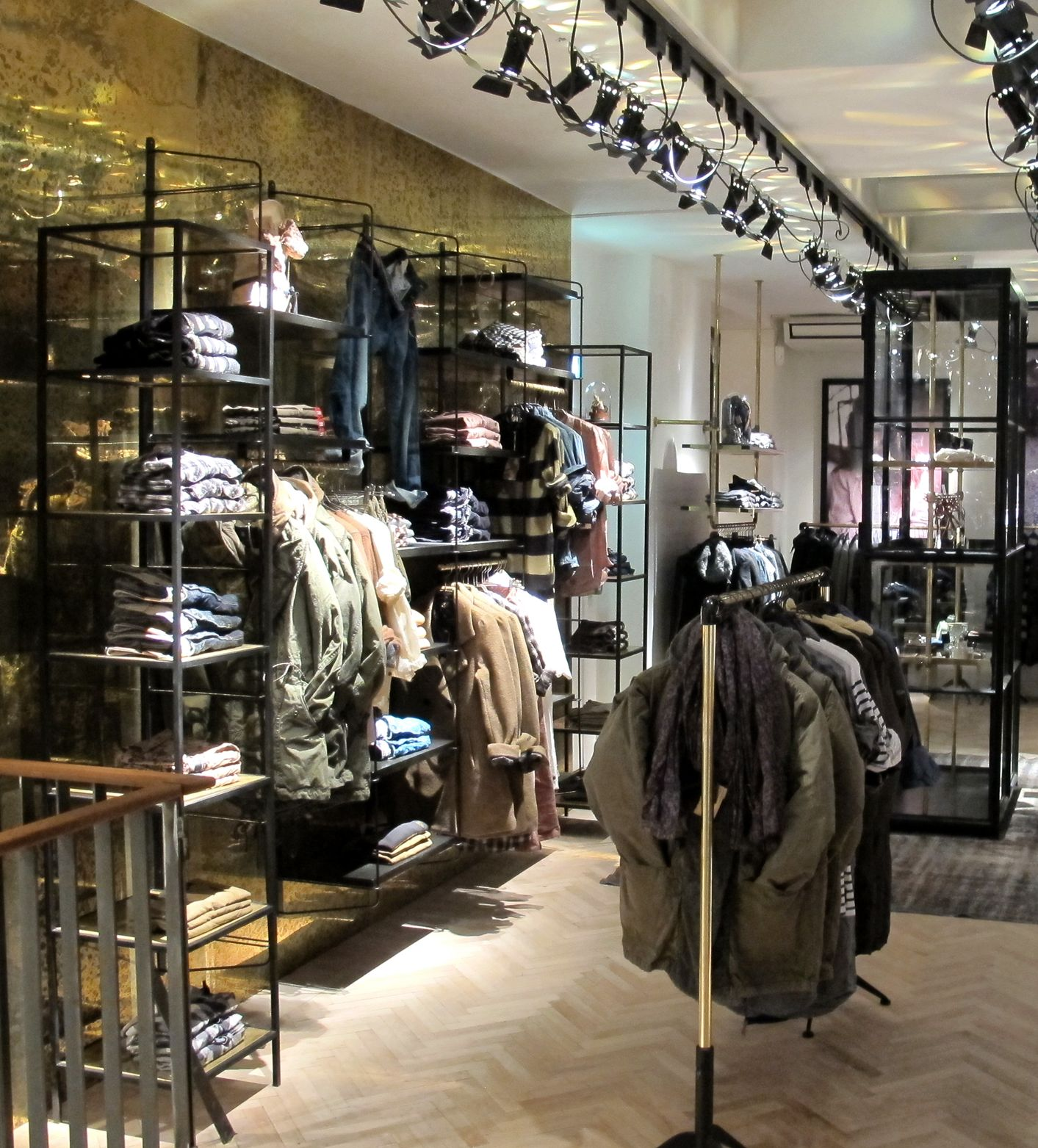 Interieur Winkel Design Stories: Scotch & Soda To Open Store In Cologne