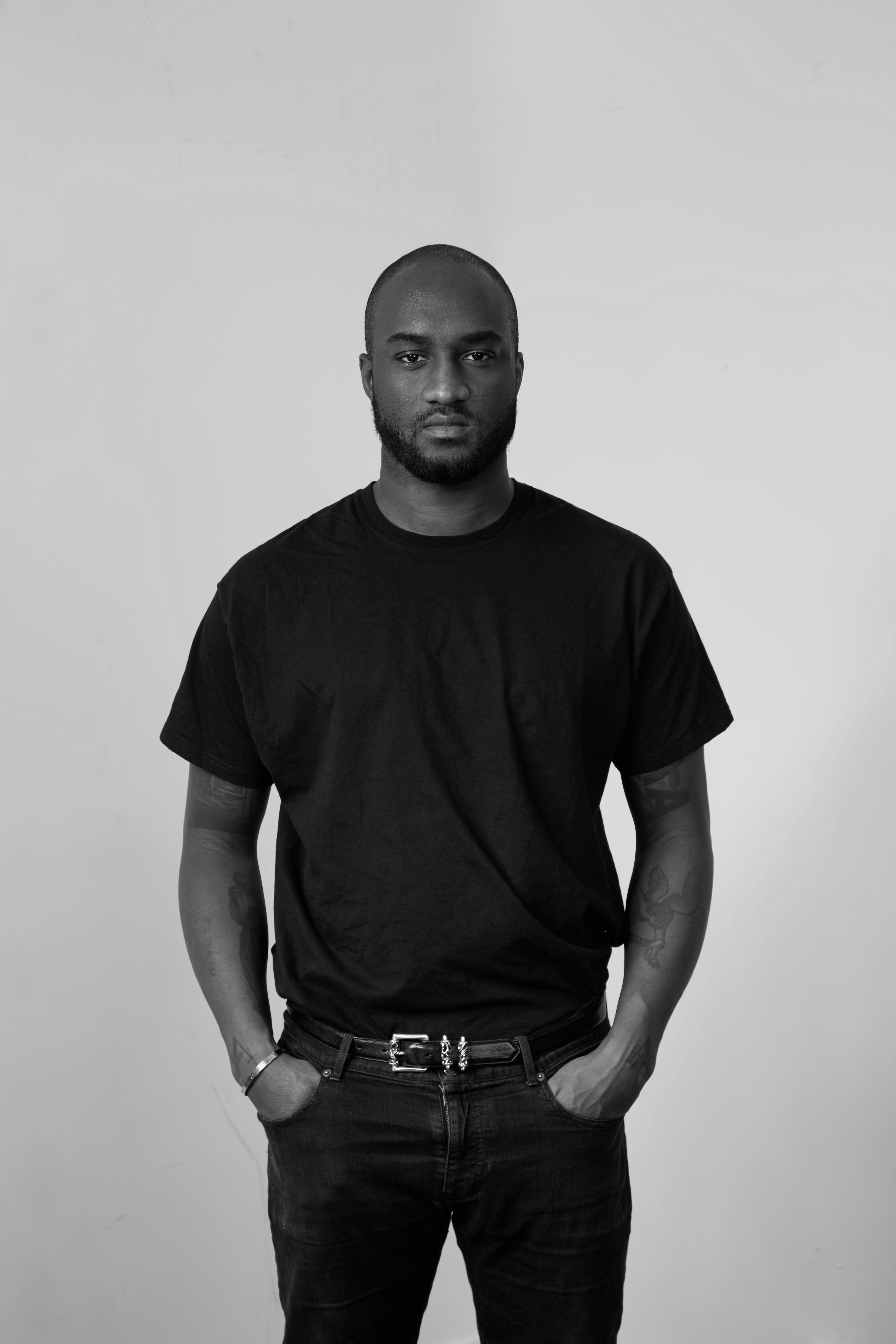 Off White Trade Show Off White C O Virgil Abloh Is Pitti Uomos