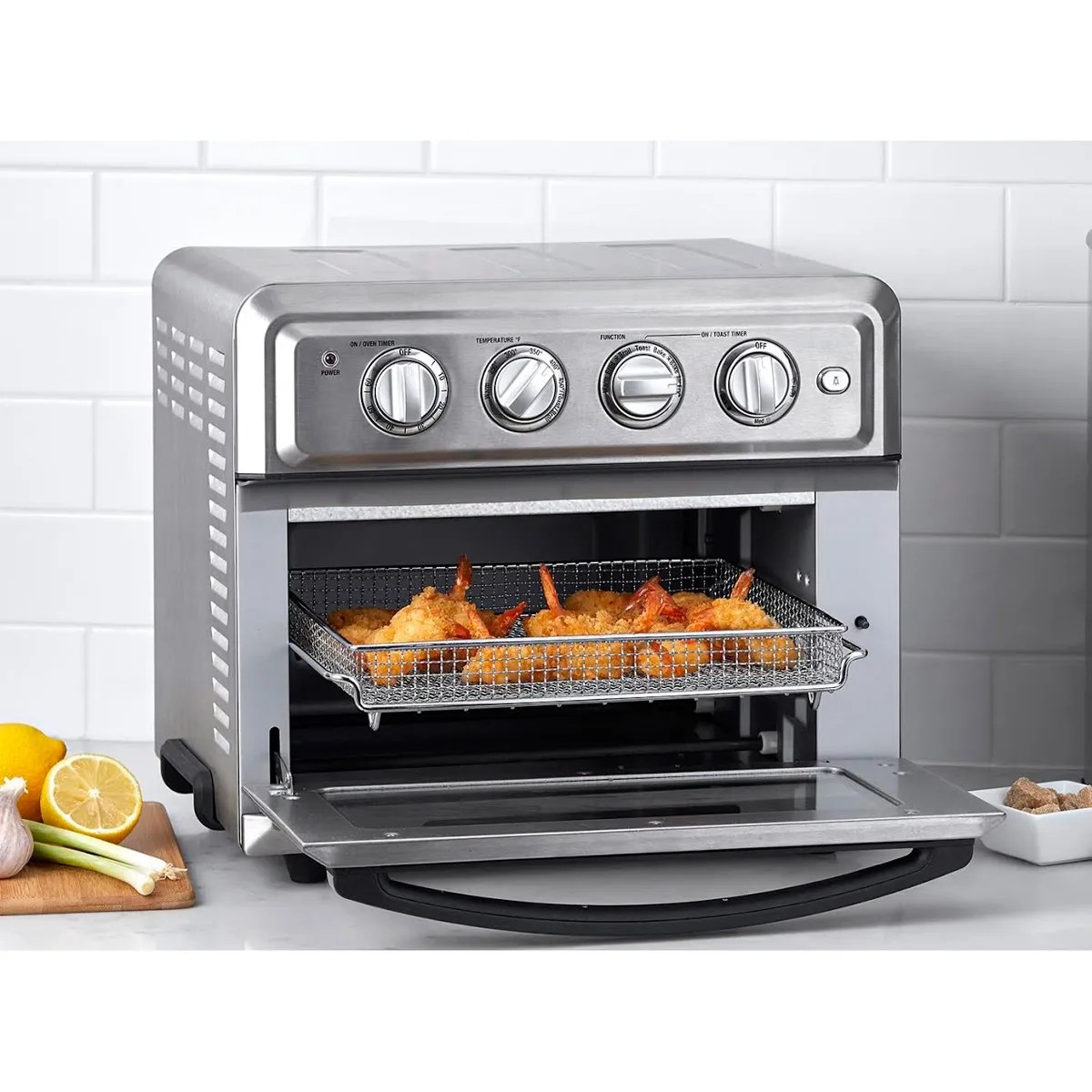Cuisinart Air Fryer Oven Cuisinart Air Fryer Toaster Oven From Sportys Preferred