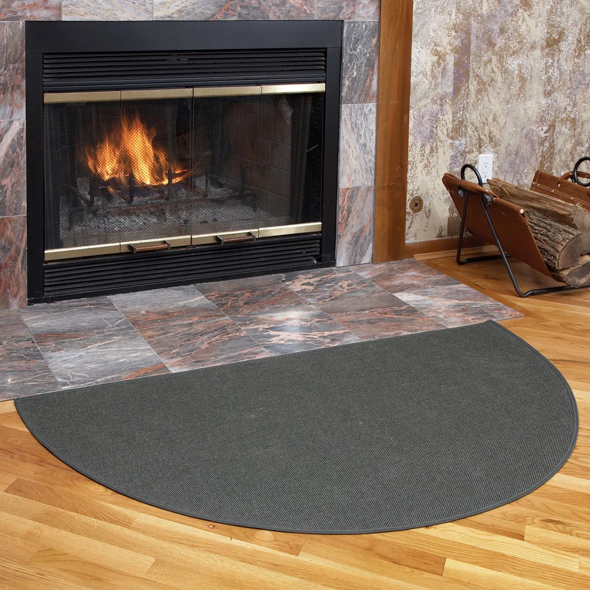 Fireplace Hearth Mat Guardian Hearth Rug 5 Ft