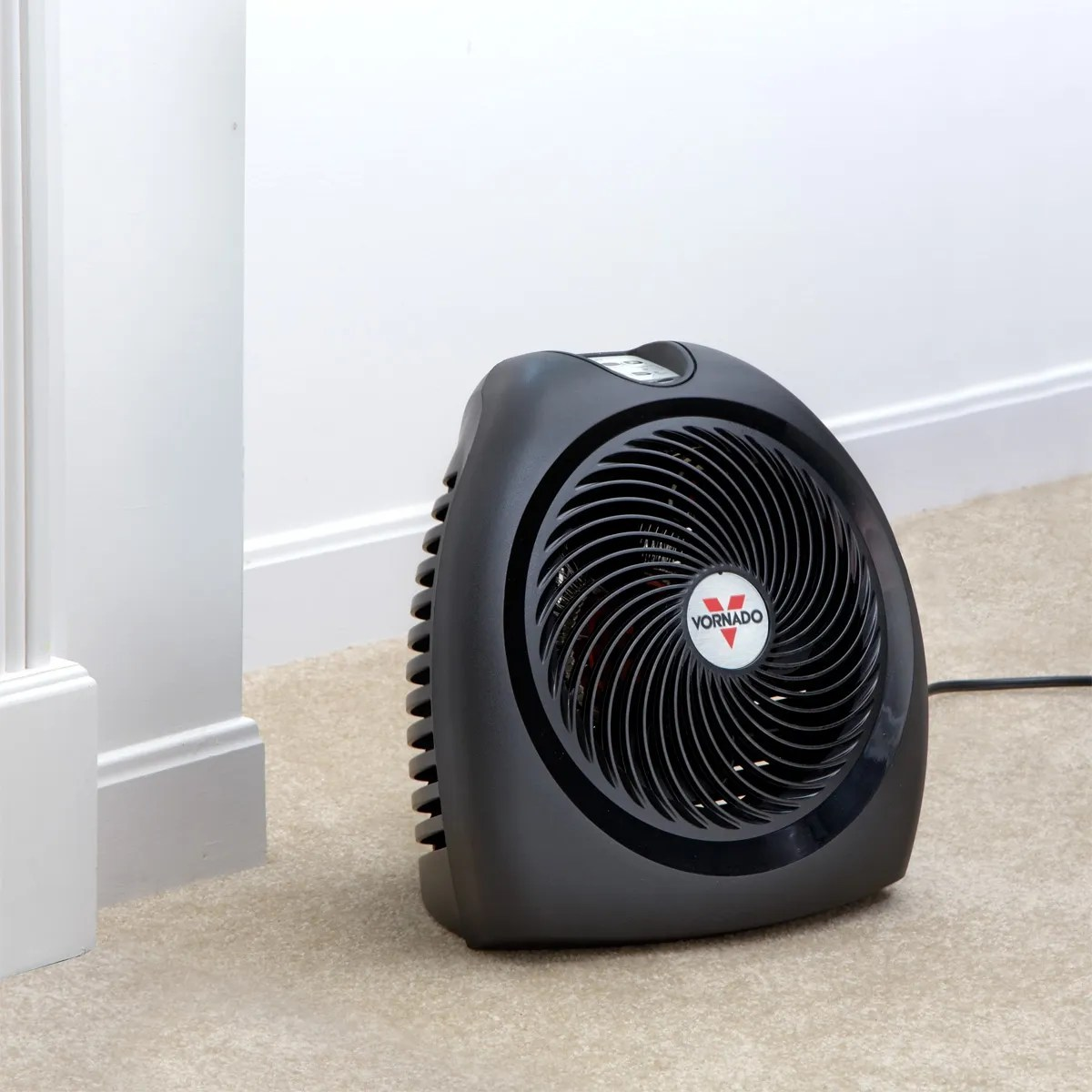 Vornado Fan Vornado Automatic Whole Room Heater With Fan