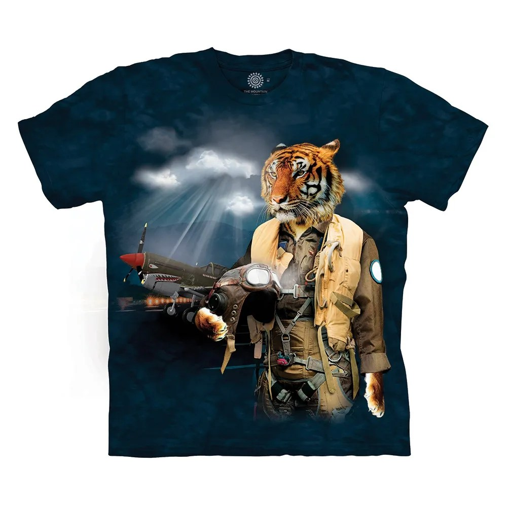 Flying Tiger Tony The Flying Tiger T Shirt