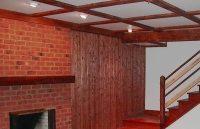 diy-basement-wall-finishing-panels-ideas-3 : Spotlats