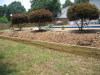 cheap retaining wall ideas : Spotlats