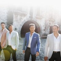 HOT SPOT: Il Divo at the Palace