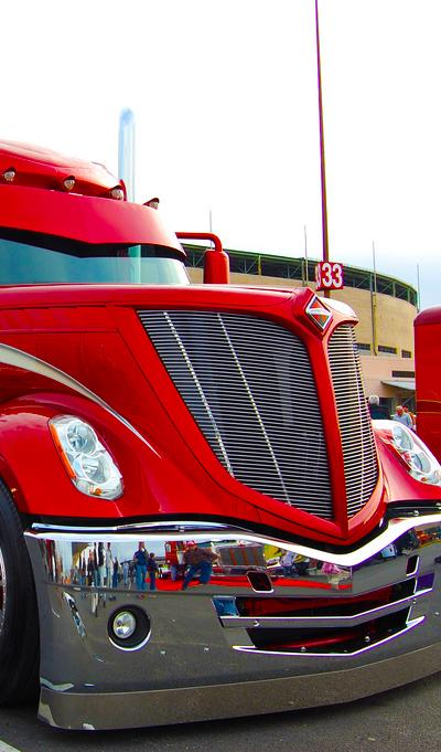 Grow your trucking business through internet marketing.