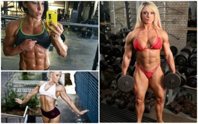 Top 10 Sexiest Female Bodybuilders You Probably Haven't Seen Before