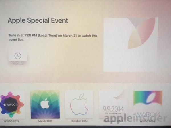画像2: 日本時間3月22日(火)午前2時から予定されているAppleのプレス向けスペシャルイベントですが、既にAppleTV向けの公式アプリが公開されているようです!加えて、今回からWindows 10に搭載されたMicrosoft Edgeブラウザーもサポートに入っています! The post 3月21日のAppleスペシャルイベント、Windows 10でも視聴可能に?またAppleTV向けに公式アプリが公開! appeared first on Spotry.me. spotry.me