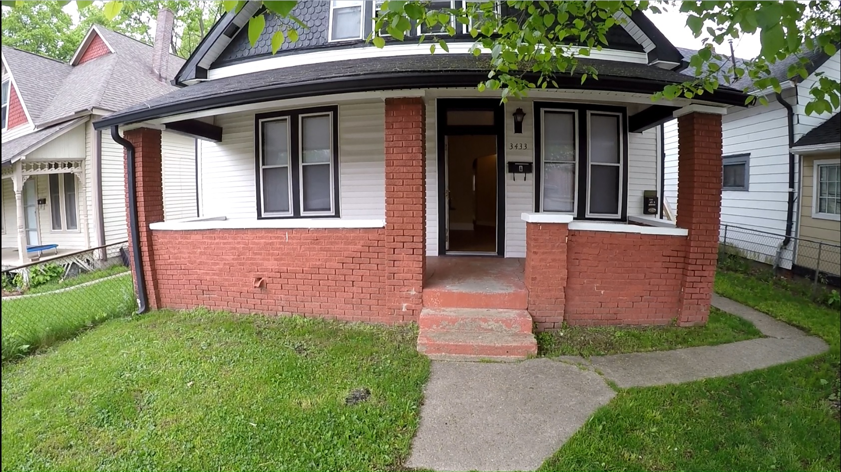 A Houses For Rent Houses For Rent In Indianapolis 3433 Graceland Ave Unit B