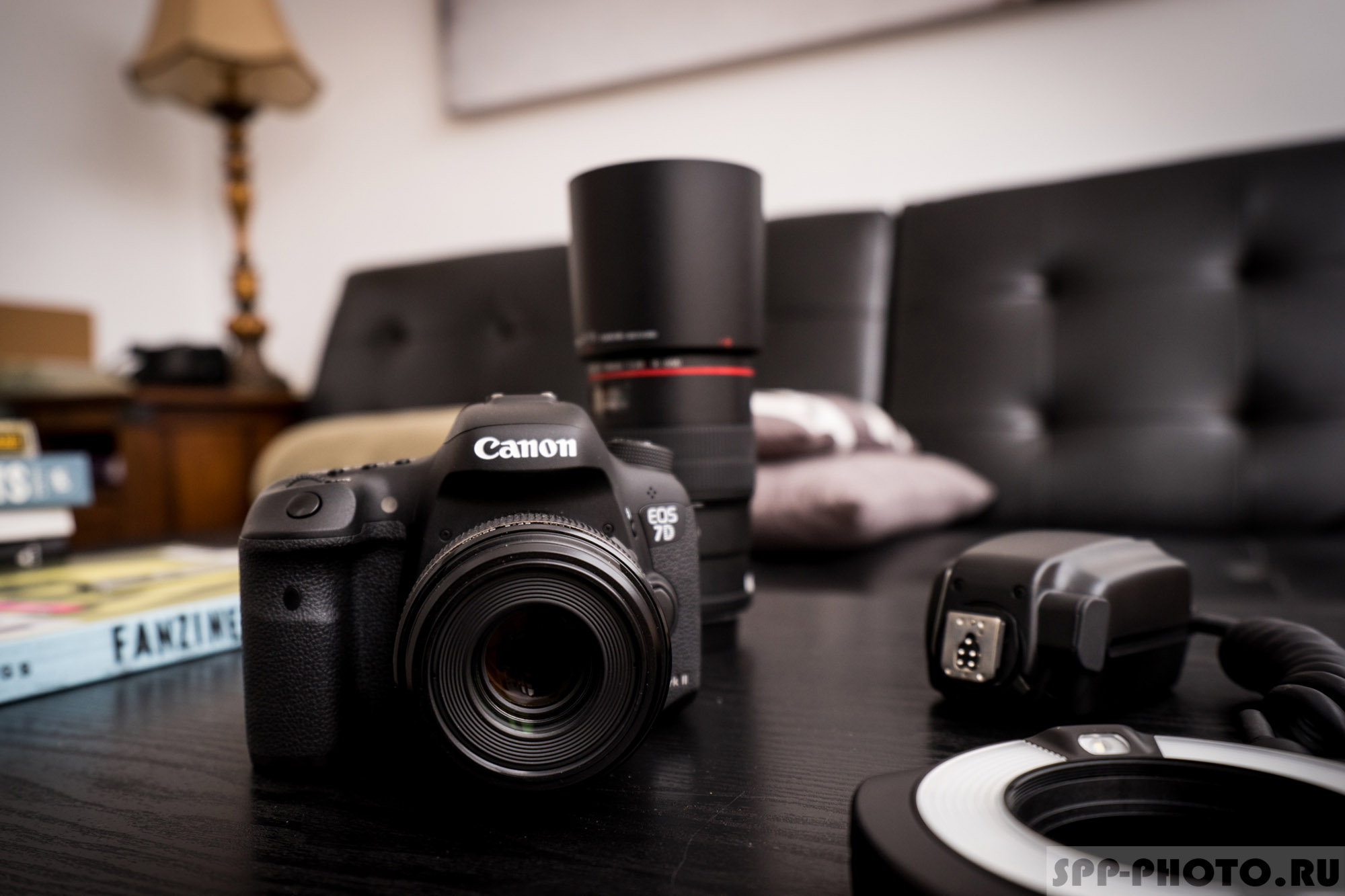 Canon lens for low light photography