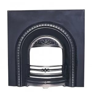 Lombard Arch Cast Iron Insert