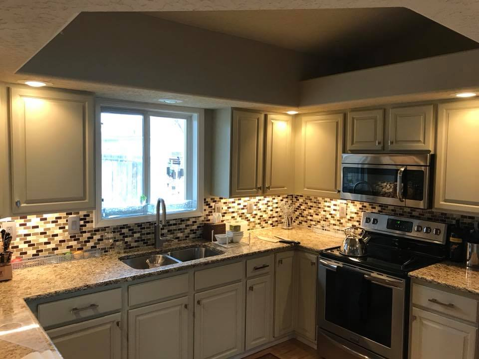 Used Kitchen Cabinets Boise Idaho Boise Kitchen Cabinet Painting | Residential Interior