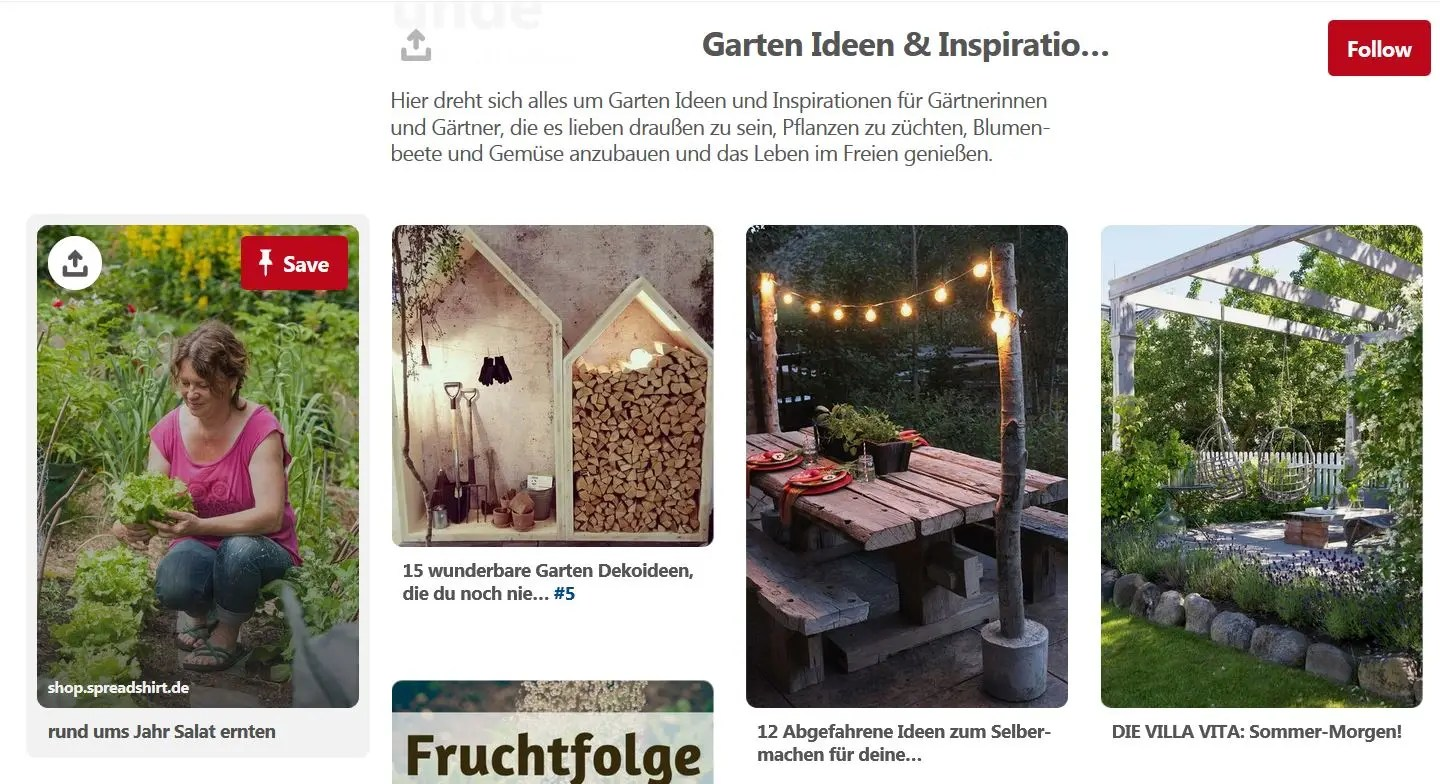Garten Ideen Pinterest Essential Tips For Selling Via Pinterest Part I The