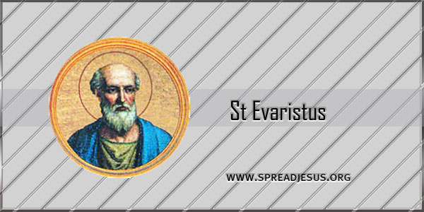 Telugu Bible Quotes Hd Wallpapers St Evaristus Pope And Martyr