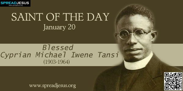 Deep Quotes Wallpapers Blessed Cyprian Michael Iwene Tansi Priest 1903 1964