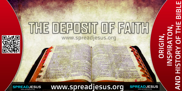 Jesus Christ Wallpapers And Quotes The Deposit Of Faith The Catholic Church Derives All Of
