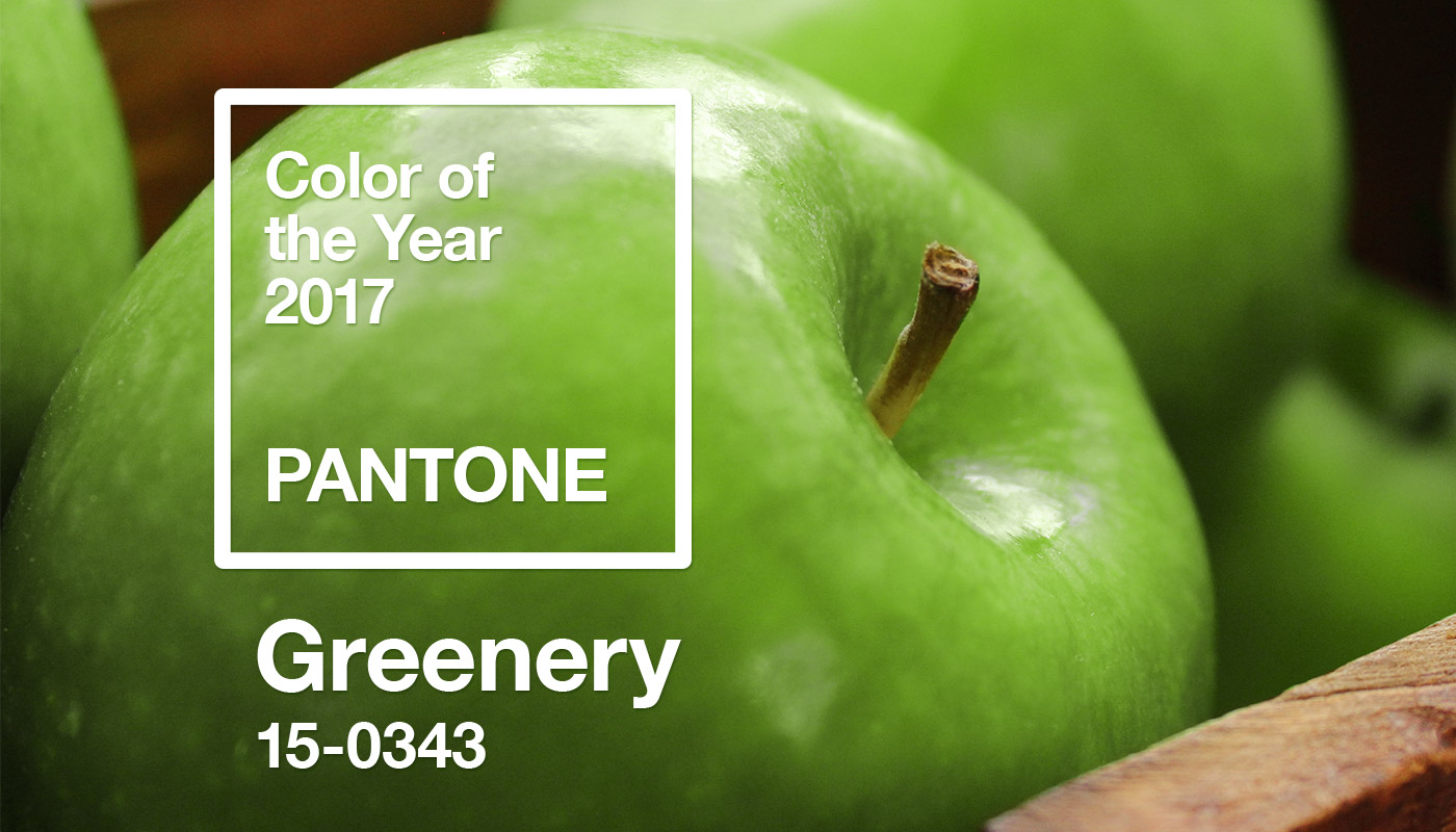 Greenery Pantone Your Designs And Pantone S Color Of The Year