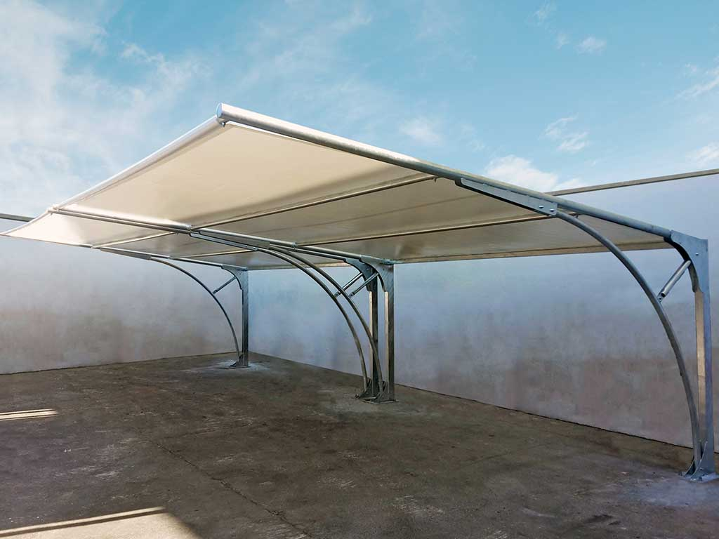 Karpot Carport Parking - Gazebos, Bioclimatic And Custom-made Pergolas, Marquees And Open-air Structures
