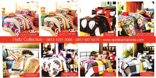 Jual Sprei Bedcover Star Katalog All New Collection Di Bogor