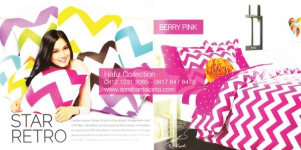 Ko Sprei Bedcover Star Retro Katalog All New Collection Di