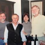 November 2001 at L'Osteria Aleramo