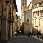 Street in Arezzo