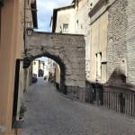 Old Roman arch
