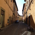 Streets of Citta di Castello