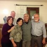Julie, Steve, Rossella, Michelangelo, Tim