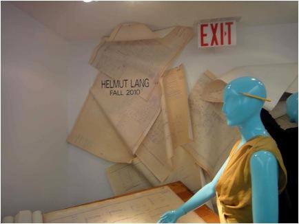 Helmut Lang Showroom