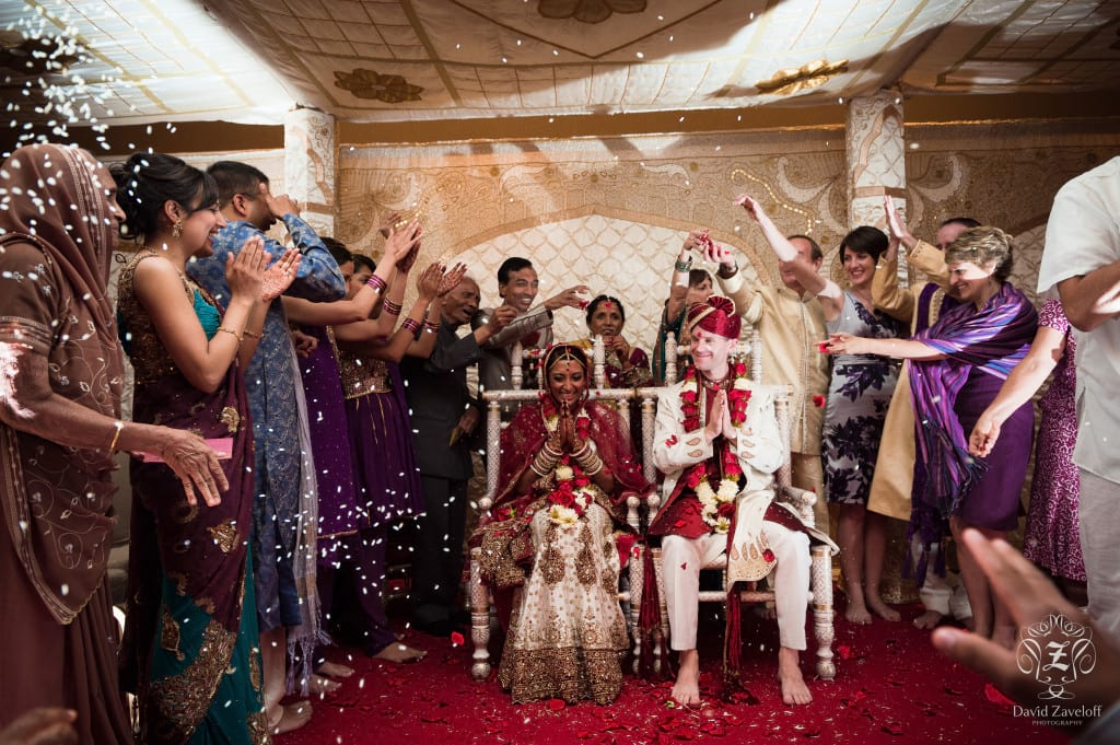 how to plan an indian wedding