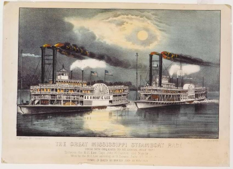 St Louis American Calendar Of Events Events Calendar St Louis News And Events Riverfront The Great Mississippi Steamboat Race From New Orleans To