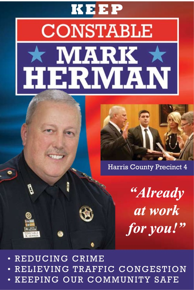 Mark Herman Campaign Primary Election
