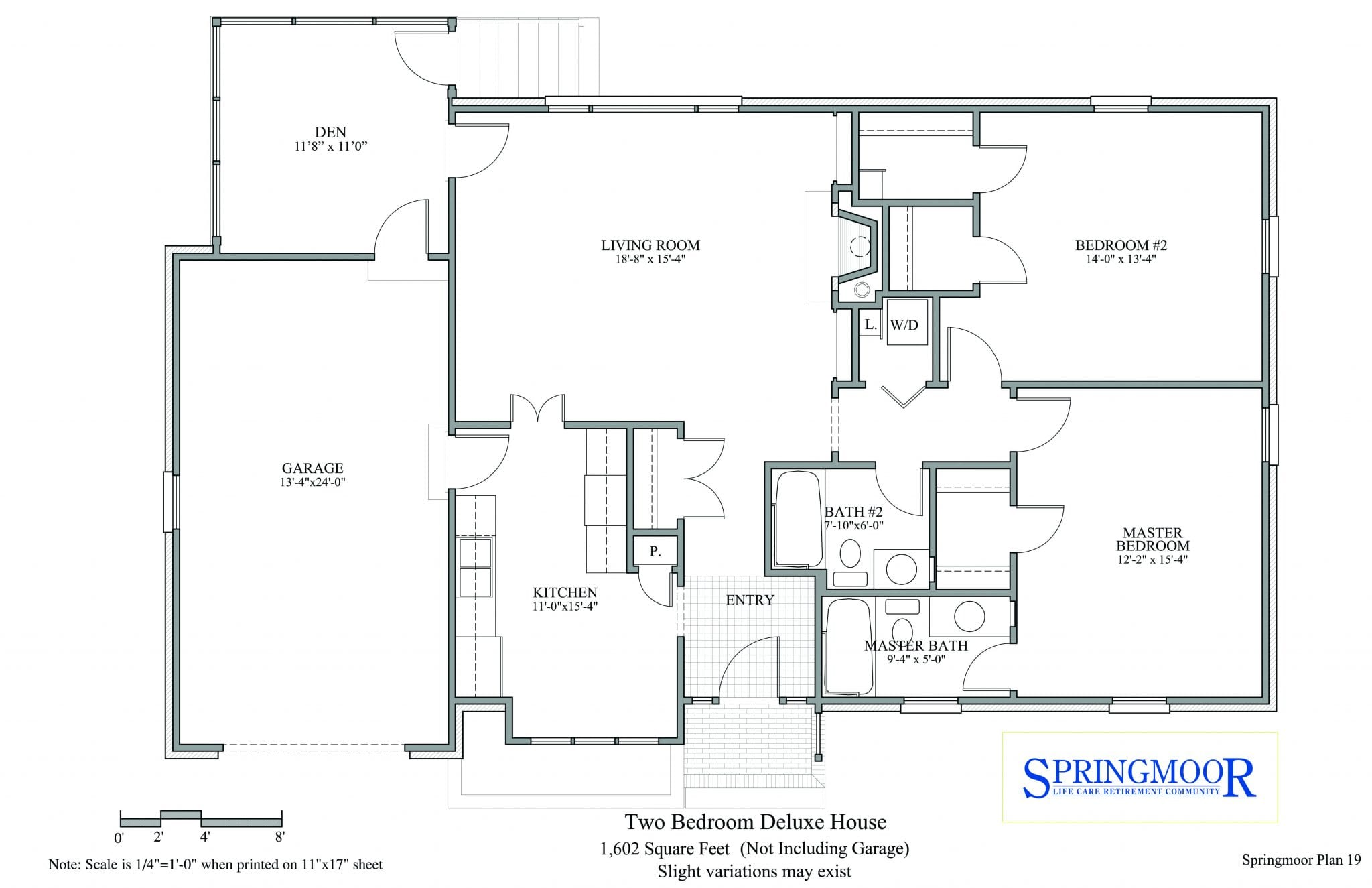 Complete House Plan Floor Plan Options For Our Houses Springmoor