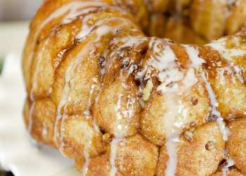 Buttered Rum Monkey Bread