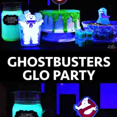 Ghostbusters Glo Party