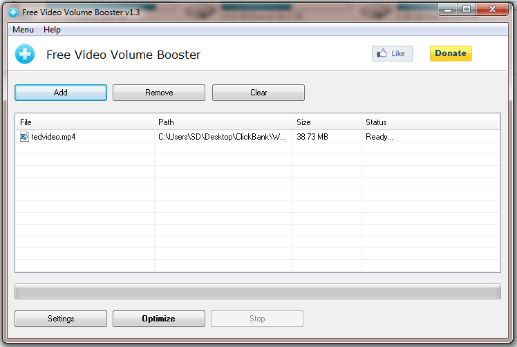 How to Boost Increase Volume of any Video File add video