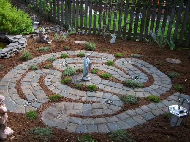 The Labyrinth Project Sprouting Chefs u2013 The Blog - labyrinth garden design