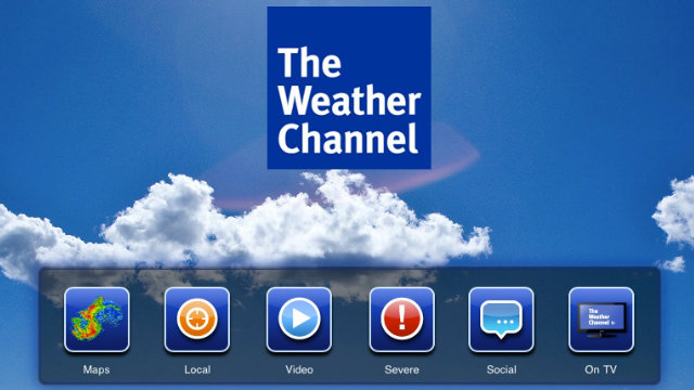 the weather channel live stream subscribers
