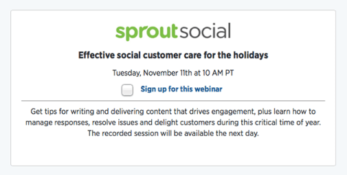 Start the Season Off Right With These Holiday Marketing Tips