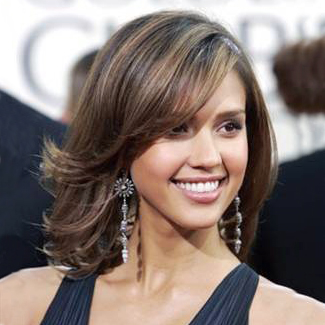 jessica-alba-side-swept-bang-best-style-cut-thin-hair-body-volume-beauty-spry