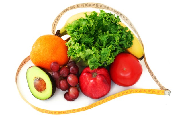 Foods that are healthy and promote weightloss.