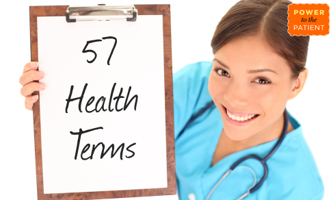Health terms everyone should know.